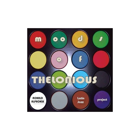 MOODS OF THELONIOUS -CD físico