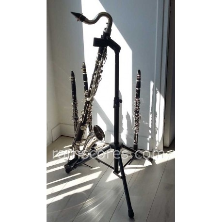 THE THIRD IS THE KEY (quartet de clarinettes)