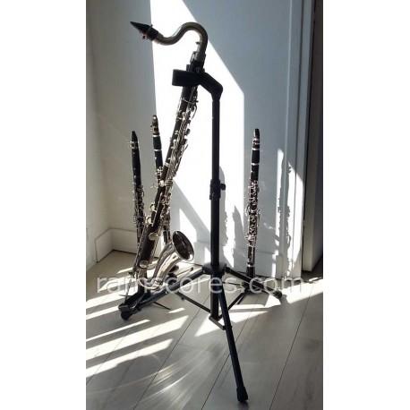 UN HOMME ET UNE FEMME (quartet de clarinettes)