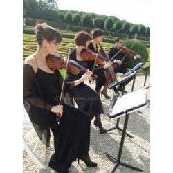 A man and a woman (string quartet)