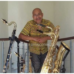 ROUND MIDNIGHT (saxofones quintet)