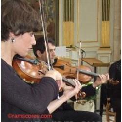 violin Jazz duets
