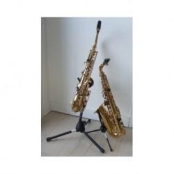 Blue blues duet (todos los saxofones )
