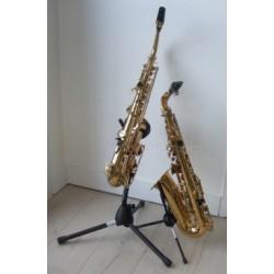 MO' BETTER BLUES (saxes duo)