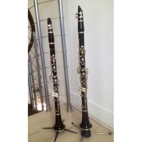 SORT OF A BLUES (clarinet duet)