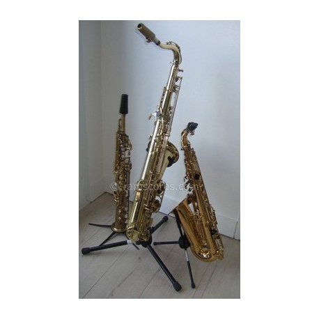 OH WHEN THE SAINTS GO MARCHING IN (Saxes trio)