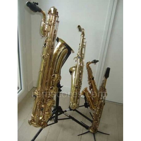 OH WHEN THE SAINTS GO MARCHING IN (Saxes quartet)