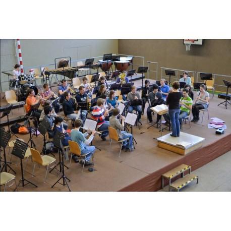 LE CHA-CHA DE SACHA (Orchestre)