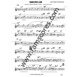 SPRING TIME Solo (Bb registro agudo)