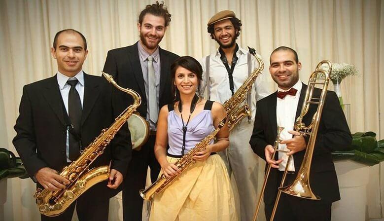 partitions Quintet Jazz