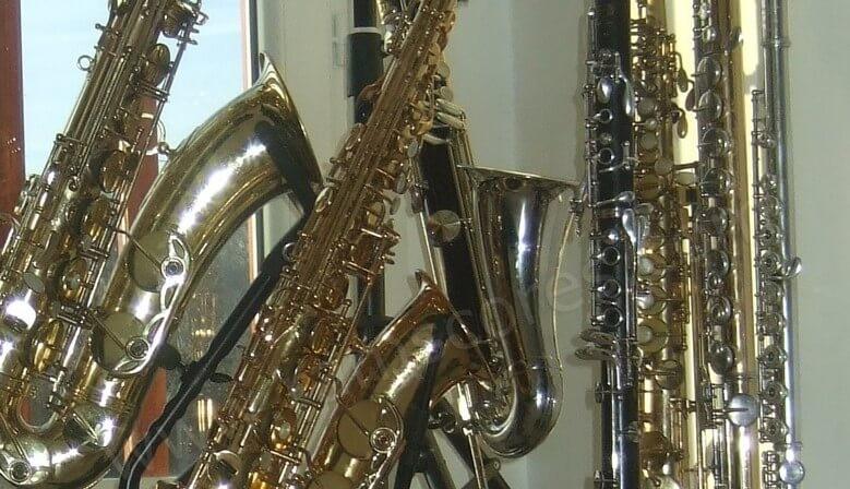 Saxophones Jazz sheet music